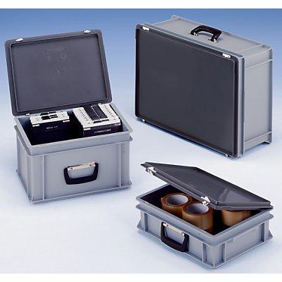 Mehrzweckkoffer - 3er-Set - je 1 Koffer Inhalt 10, 20 und 40 Liter