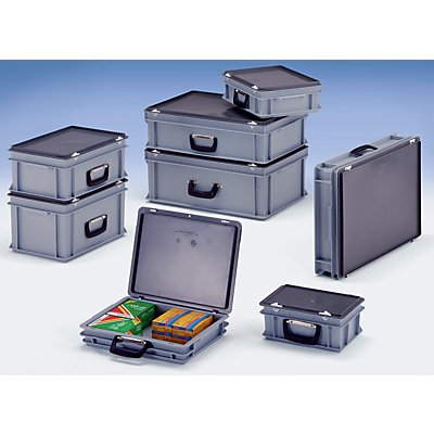 Mallette multi-usages - capacité 15 l, dim. ext. L x l x h 400 x 300 x 183 mm
