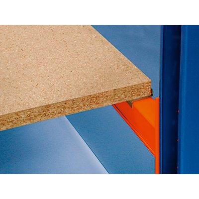 SLP Palettenregal-Boden - Spanplatte, Trägerlänge 2700 mm