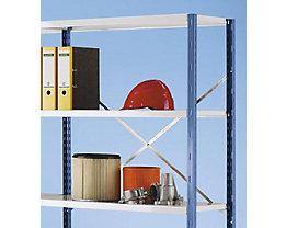 Kreuzverband - für Anbauregal - für Bodenbreite 930 mm