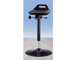 bimos Assis-debout industriel - avec pied rond extra-plat, modèle antistatique