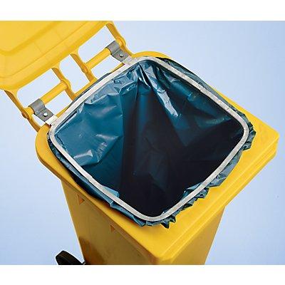 SSI Schäfer Müllsackhalterung, zum Nachrüsten, für 80-l-Tonne