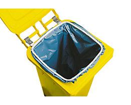 Support sacs-poubelle - pour équipement ultérieur - pour 120 l