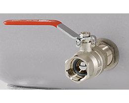 CEMO Messingarmatur - mit Montage, mit Einschraubgewinde 3/4'' / 19,05 mm