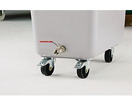CEMO Messingarmatur - mit Montage, mit Einschraubgewinde 2'' / 50,80 mm