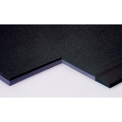 COBA Anti-Ermüdungsmatte, zweilagig - Breite 1200 mm, pro lfd. m - schwarz