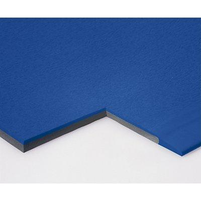 COBA Anti-Ermüdungsmatte, zweilagig - Breite 900 mm, pro lfd. m