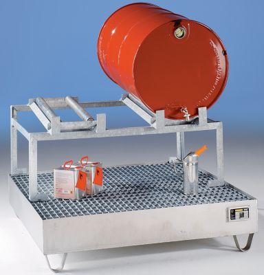 Fassbock - für 200-Liter-Fass