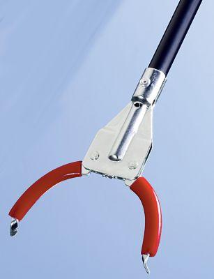 Abfallsammelgerät - Greifer mit Stahlspitzen