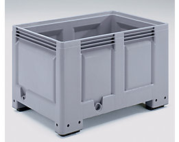 Großbehälter, Standard-Ausführung - Inhalt 535 l - Ausführung 4 Füße
