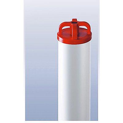 URBANUS Sperrpfosten aus Kunststoff - zum Aufdübeln
