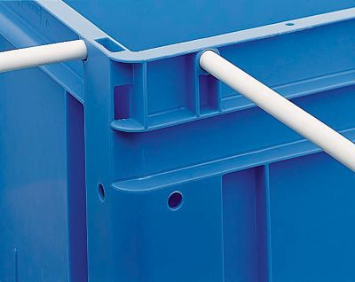 Euronorm-Stapelbehälter - Außen-LxBxH 600 x 400 x 170 mm