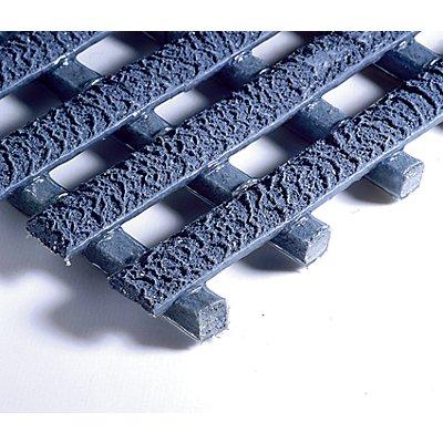 EHA Industrierost, extrem rutschhemmend - Rolle à 10 m - Breite 600 mm, grau