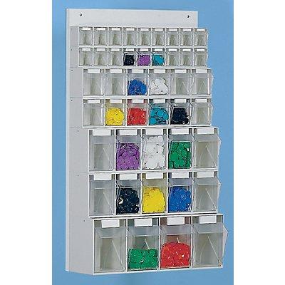 Lockweiler Klappkasten-Kombination aus Polystyrol - HxBxT 900 x 600 x 185 mm