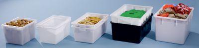 Stapelbehälter aus Polyethylen, konische Bauform - Inhalt 60 l