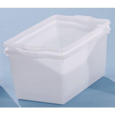 Stapelbehälter aus Polyethylen, konische Bauform - Inhalt 65 l, ab 10 Stk