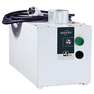 Asecos Entlüftungsaufsatz - Motorleistung 35 Watt - steckerfertig
