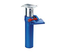 KANCA Höhenverstellgerät - für Schraubstock - für Backenbreite 100 mm