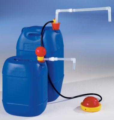 Kleingebinde-Pumpe - PP-Handpumpe - Tauchtiefe 700 mm