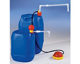 Pompe pour bidons - pompe manuelle PP