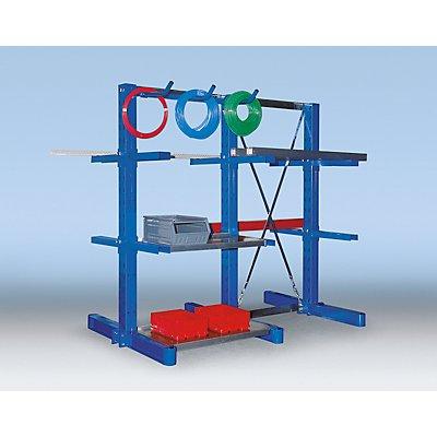 Fachboden für Ständerabstand 1000 mm - Bauart leicht