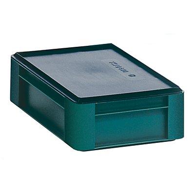 Auflagedeckel für Stapelbehälter - VE 4 Stück, LxB 600 x 400 mm