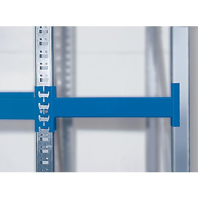 Weitspannregal-Stützrahmen, verzinkt - Rahmenhöhe 3600 mm