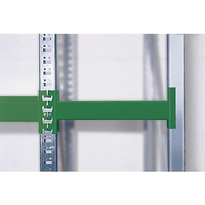 Weitspannregal-Stützrahmen, verzinkt - Rahmenhöhe 3000 mm