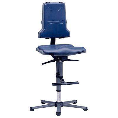 bimos Arbeitsdrehstuhl – SINTEC - Permanentkontakt, Sitzneigeverstellung