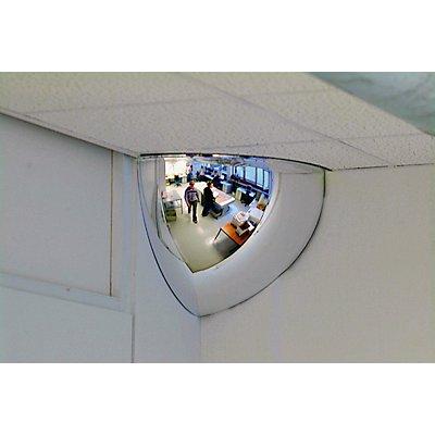 dancop Panoramaspiegel - Blickwinkel 90°