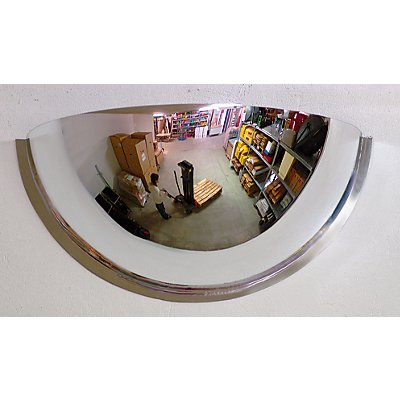 dancop Panoramaspiegel - Blickwinkel 180°