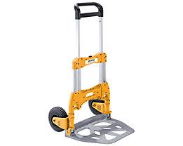 QUIPO Klappbare Transportkarre - Tragfähigkeit 250 kg