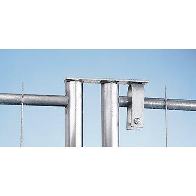 Schake Türverbindungsteil - für Mobilzaun - pro Tür 1 x erforderlich