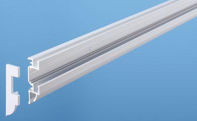 Doppel-Schienensystem - Schienen-Set - 2 Doppel-Schienen à 1200 mm