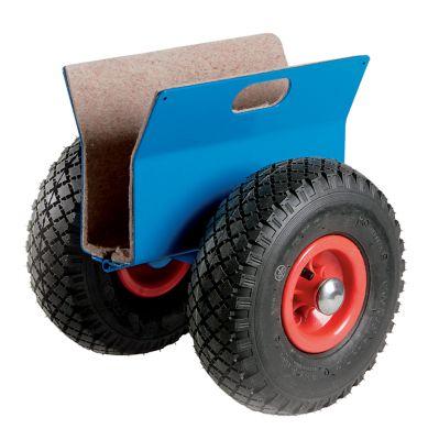 Plattenroller Tragfähigkeit 250 kg - Luftreifen - Plattenaufnahme 60 –