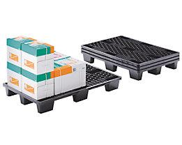Palettes emboîtables industrielles - charge dynamique max. 1200 kg