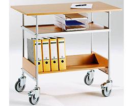 Tischwagen - Tragfähigkeit 150 kg