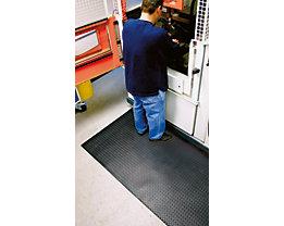 Anti-Ermüdungsmatte aus geschäumten PVC - Breite 900 mm