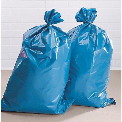 Schwermüll-Säcke - Inhalt 120 l, aus PE-LD
