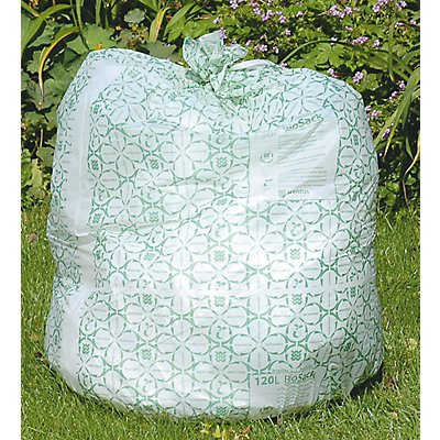 Biomüll-Säcke - Inhalt 10 l, aus Maisstärke, VE 500 Stk - LxH 430 x 500 mm
