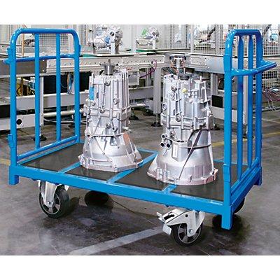 EUROKRAFT Plattformwagen MODULAR - Tragfähigkeit 500 kg
