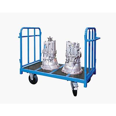 EUROKRAFT Plattformwagen MODULAR - Tragfähigkeit 1200 kg