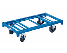 EUROKRAFT Chariot plate-forme MODULAR - charge max. 500 kg