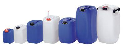 60 Liter Kanister - Polyethylen, LxBxH 395 x 350 x 645 mm