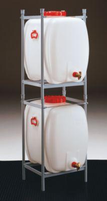 Raumspartank - Inhalt 200 Liter - LxBxH 855 x 500 x 730 mm