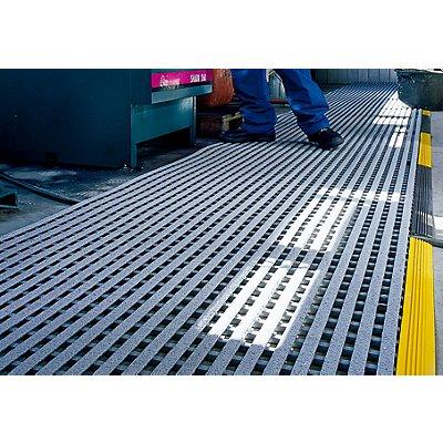 Industrierost für hohe mechanische Belastung - Rolle à 10 m