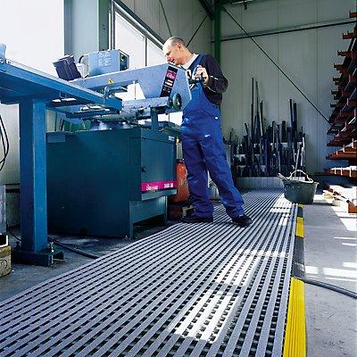 EHA Industrierost für hohe mechanische Belastung - Rolle à 10 m