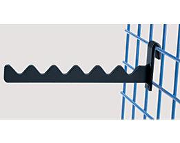 Trägerelement - Wellenträger - Länge 300 mm, anthrazitgrau