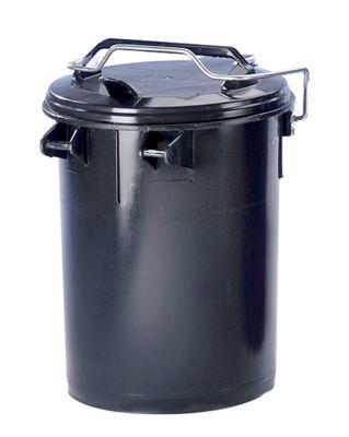 System-Mülltonne aus Kunststoff - Volumen 35 l