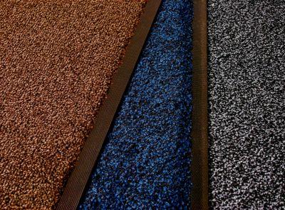 Schmutzfangmatte für innen, Flor aus Polyamid - LxB 1500 x 850 mm